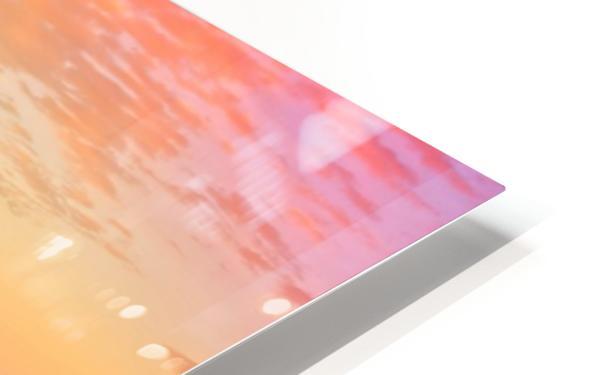 Crashing Waves - APC-113 HD Sublimation Metal print