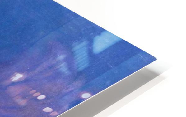 Landscape of the Sea Bank HD Sublimation Metal print