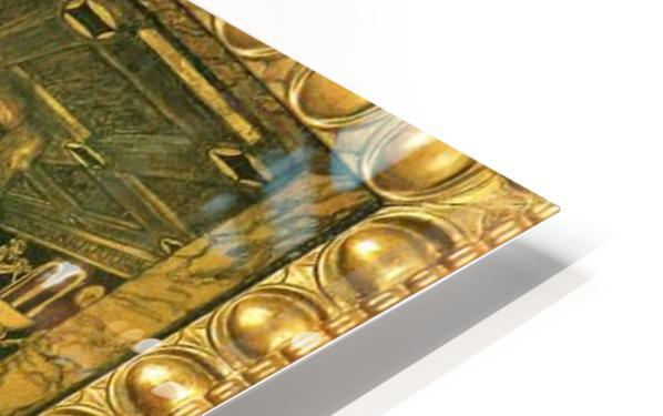 Florentine by Franz von Stuck HD Sublimation Metal print