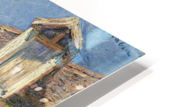 The Farmyard, Moret HD Sublimation Metal print