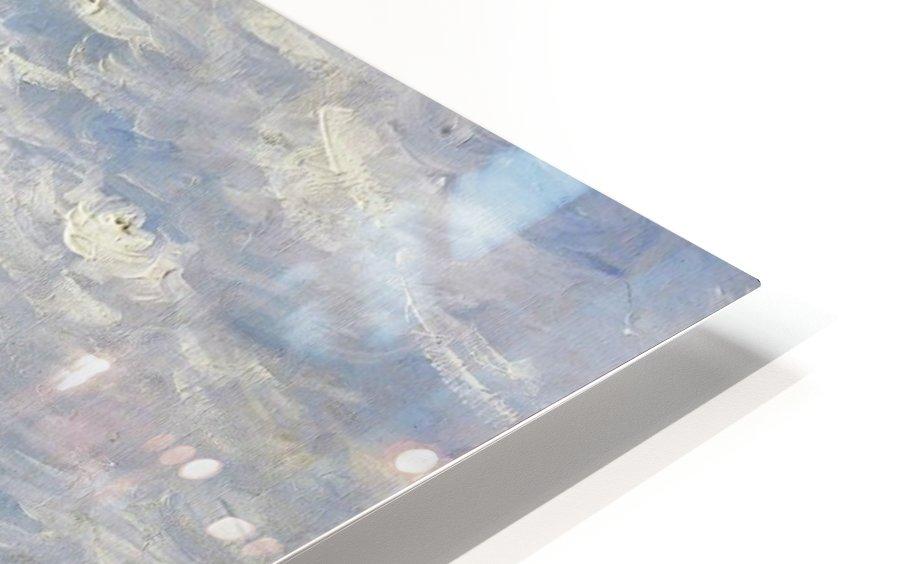 Twin Rocks at Hendaye HD Sublimation Metal print