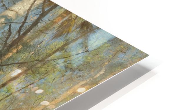 Riverscape HD Sublimation Metal print