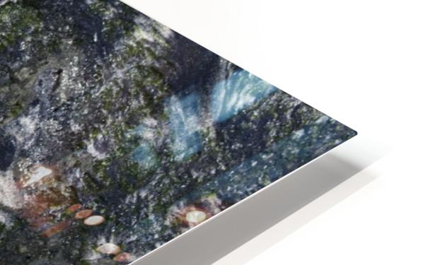 The Ocean Sand HD Sublimation Metal print