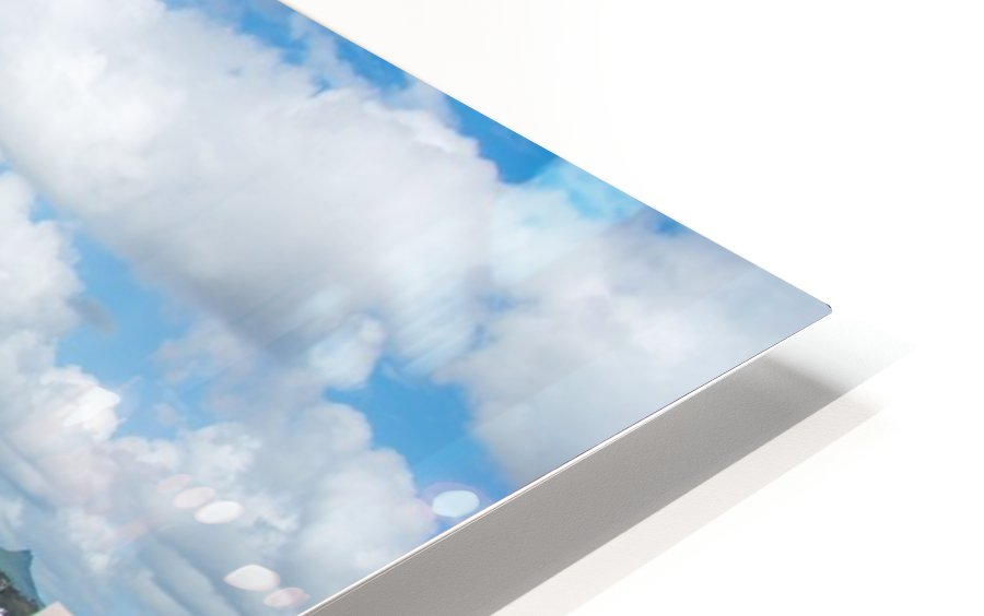 1 45 HD Sublimation Metal print