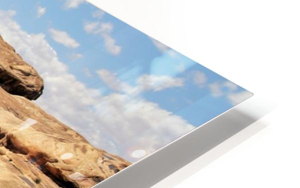 Canyonlands HD Sublimation Metal print