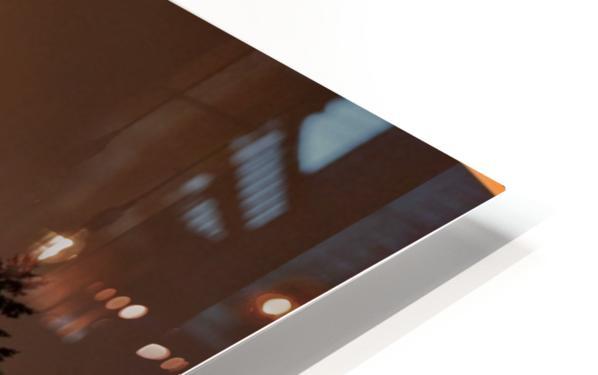 Sour Set HD Sublimation Metal print
