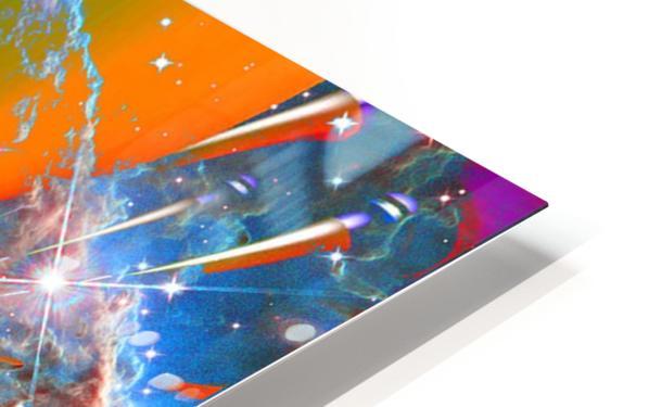 Cosmic Dream HD Sublimation Metal print