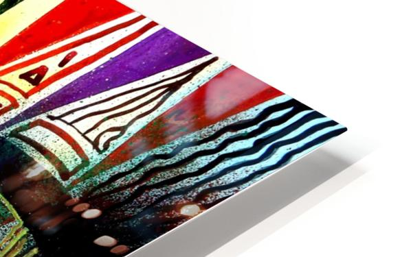 Expressionism 2 HD Sublimation Metal print