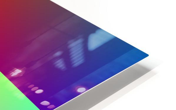 Spectrum HD Sublimation Metal print