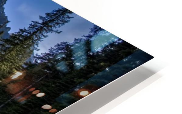 Moraine Lake  HD Sublimation Metal print