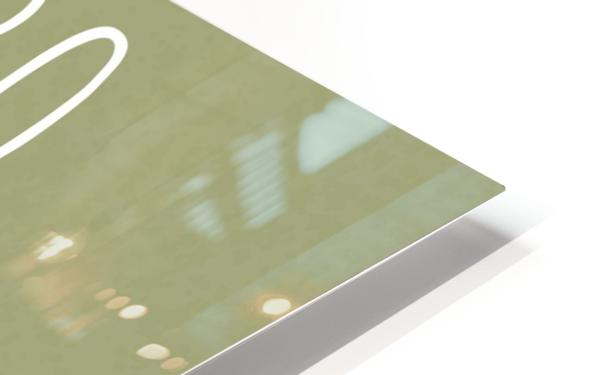 Zero Fox Given HD Sublimation Metal print