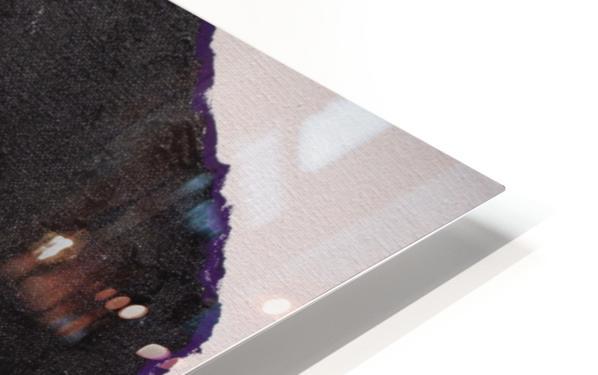 2014 Sad Bowie HD Sublimation Metal print