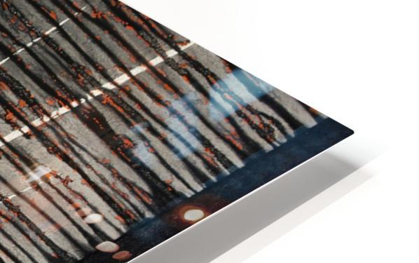 Létang dépassé - Contemporary Art Impression de sublimation métal HD