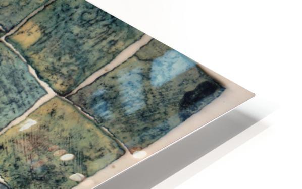 Square massy 5 - Abstract Photo Impression de sublimation métal HD