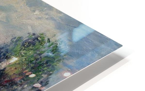 Rouen, Banks of the Seine HD Sublimation Metal print