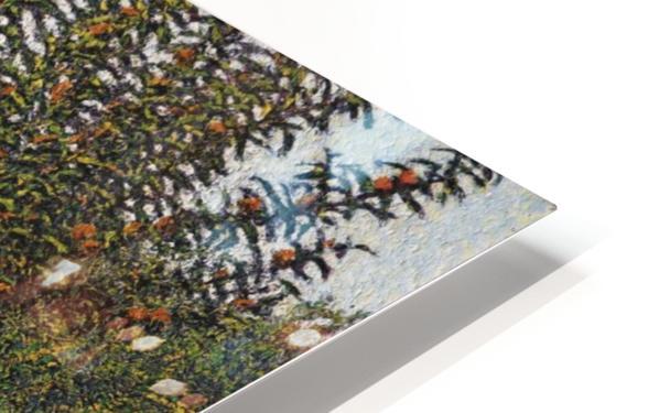 Haystacks HD Sublimation Metal print