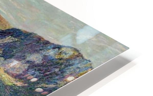 The Cliffs of Saint-Jouin HD Sublimation Metal print