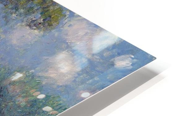 The Bend of the Eure HD Sublimation Metal print