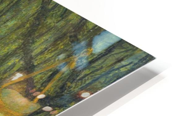 The Pavillion, Gerberoy HD Sublimation Metal print