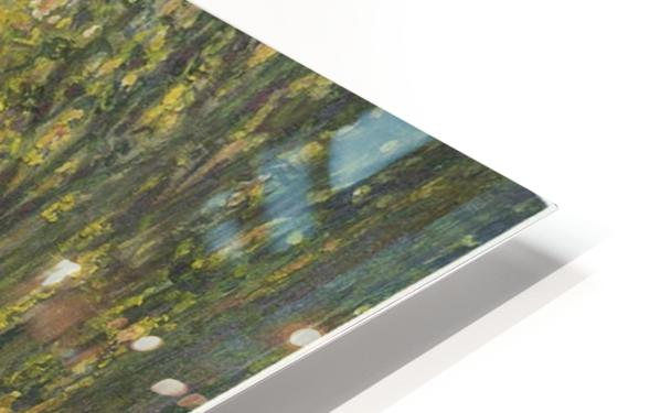 Trimed Trees HD Sublimation Metal print
