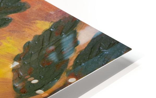 Fall Leaves. Jessica B HD Sublimation Metal print