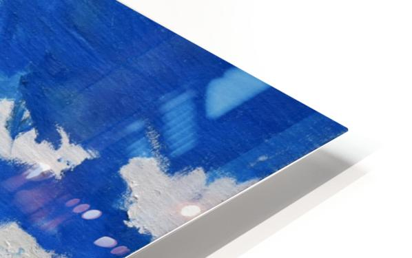 Last Ride. Kelly R. HD Sublimation Metal print
