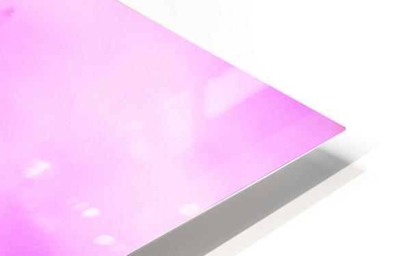 paint it pink  HD Sublimation Metal print