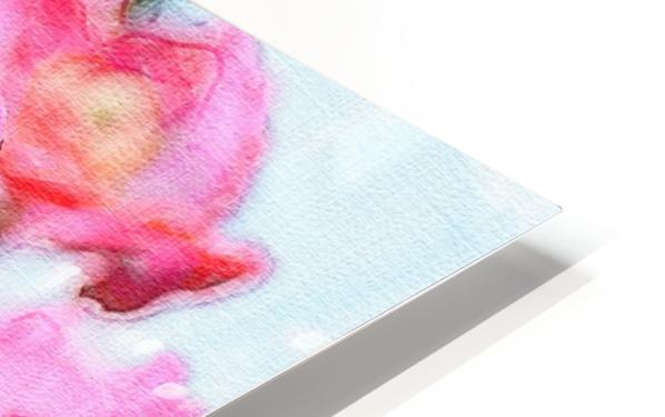 WILD POPPYS HD Sublimation Metal print
