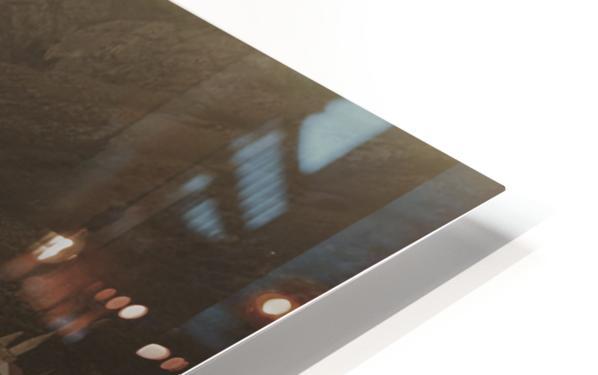 Mostar HD Sublimation Metal print