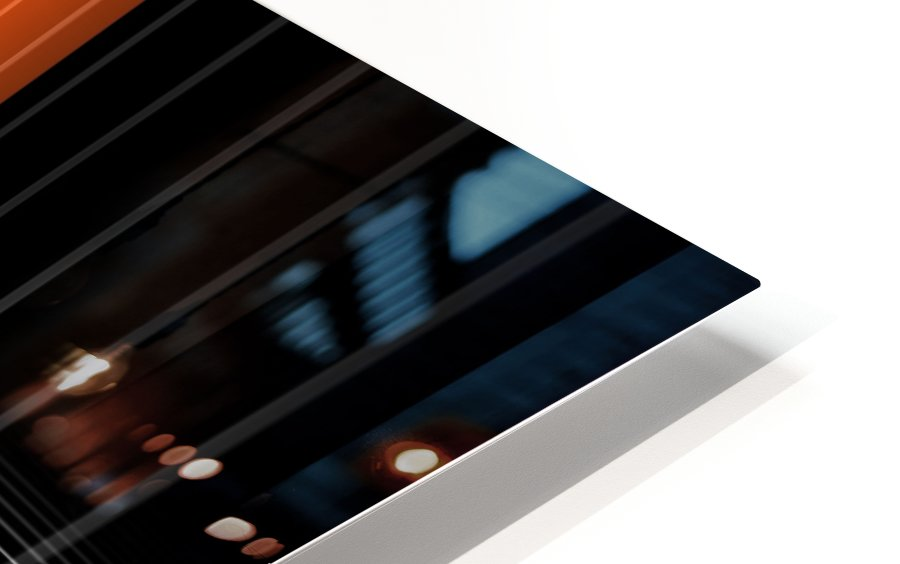 eidem spatio HD Sublimation Metal print