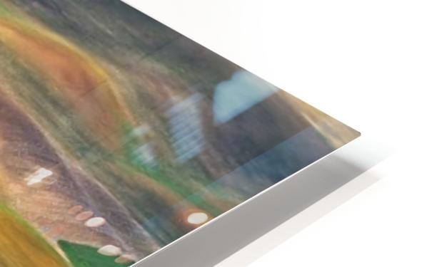 The Palouse HD Sublimation Metal print
