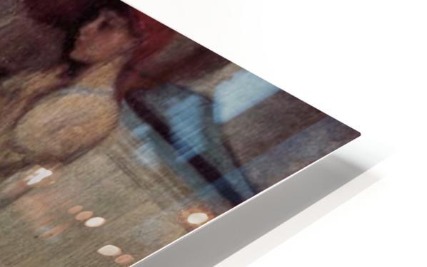 Life angel-1-by Giovanni Segantini HD Sublimation Metal print