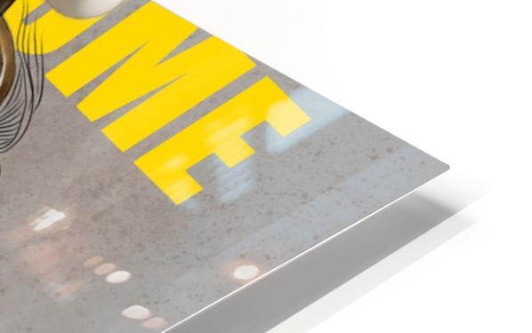 PERFUME HD Sublimation Metal print