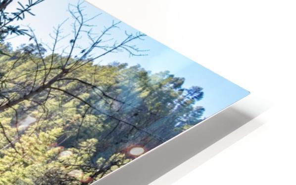 Creek HD Sublimation Metal print