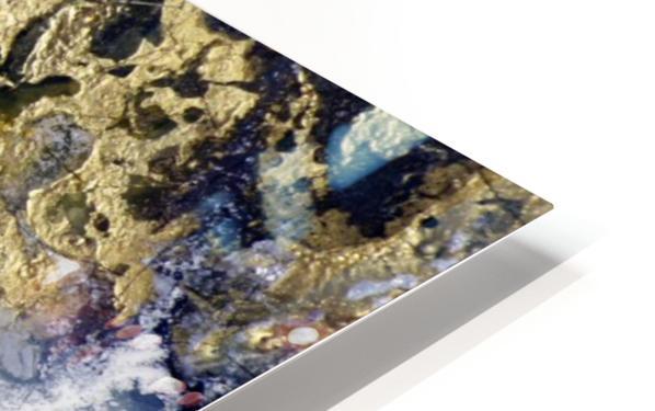 USA HD Sublimation Metal print