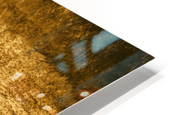 Tropical XVI - Golden Beach HD Sublimation Metal print