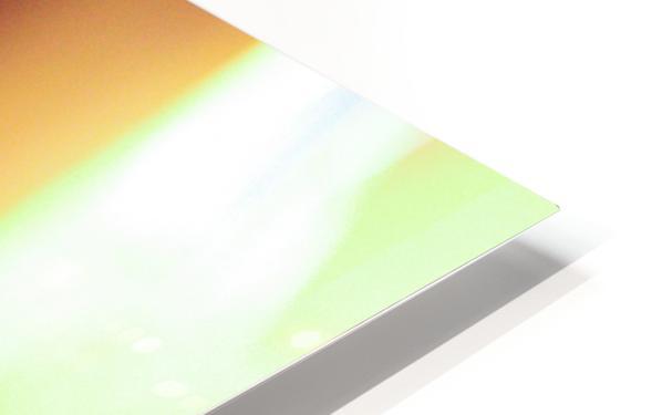 Herb juice. HD Sublimation Metal print