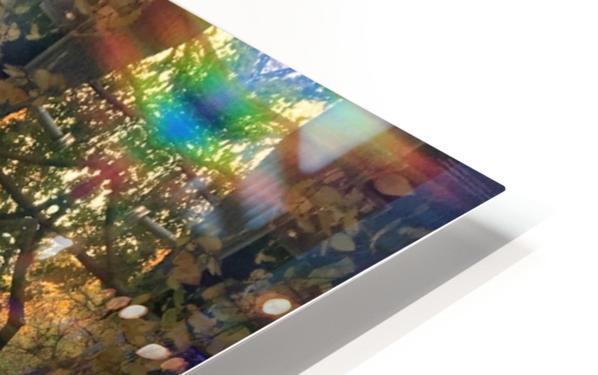 Colliding Universes HD Sublimation Metal print