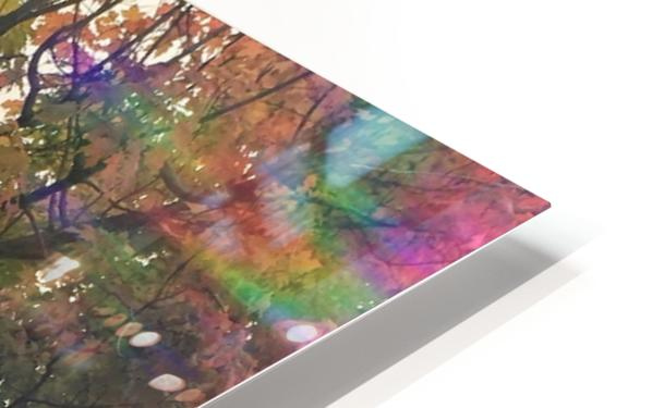 The Happy Totem HD Sublimation Metal print