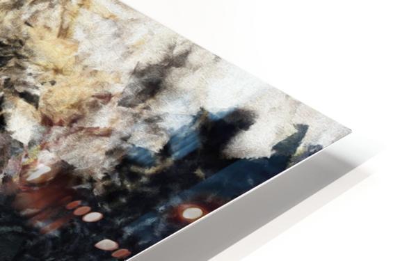 Homeland HD Sublimation Metal print