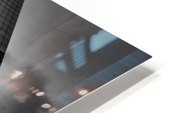 SKYSCRAPER HD Sublimation Metal print