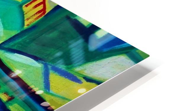 interno HD Sublimation Metal print