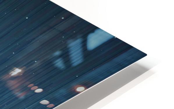 Vanlife under the stars HD Sublimation Metal print