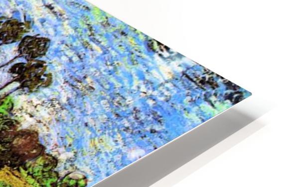 Poppy Fields by Van Gogh HD Sublimation Metal print