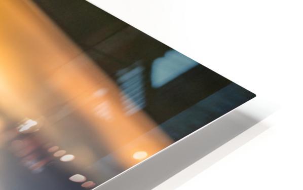 Lens Ball7 HD Sublimation Metal print