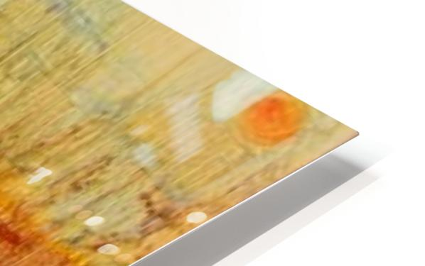 Genesis rewound HD Sublimation Metal print