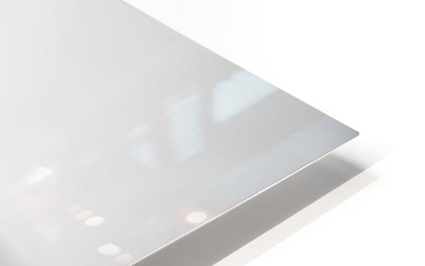 plop HD Sublimation Metal print