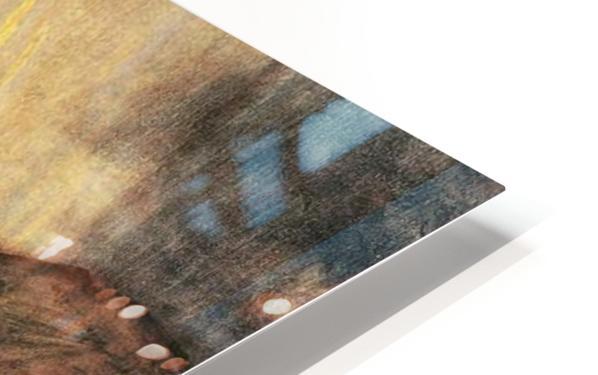 Prometheus by Franz von Stuck HD Sublimation Metal print