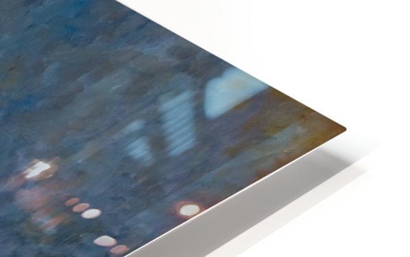 Quatre poires pour Anna  HD Sublimation Metal print