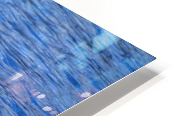 water, blue, structure, nature, wave, swimming pool, swim, liquid, HD Sublimation Metal print